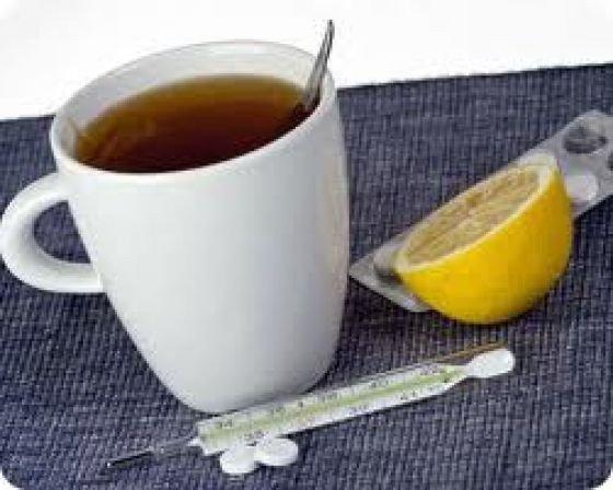 Парові ванни та цибуля з медом порятують від застуди