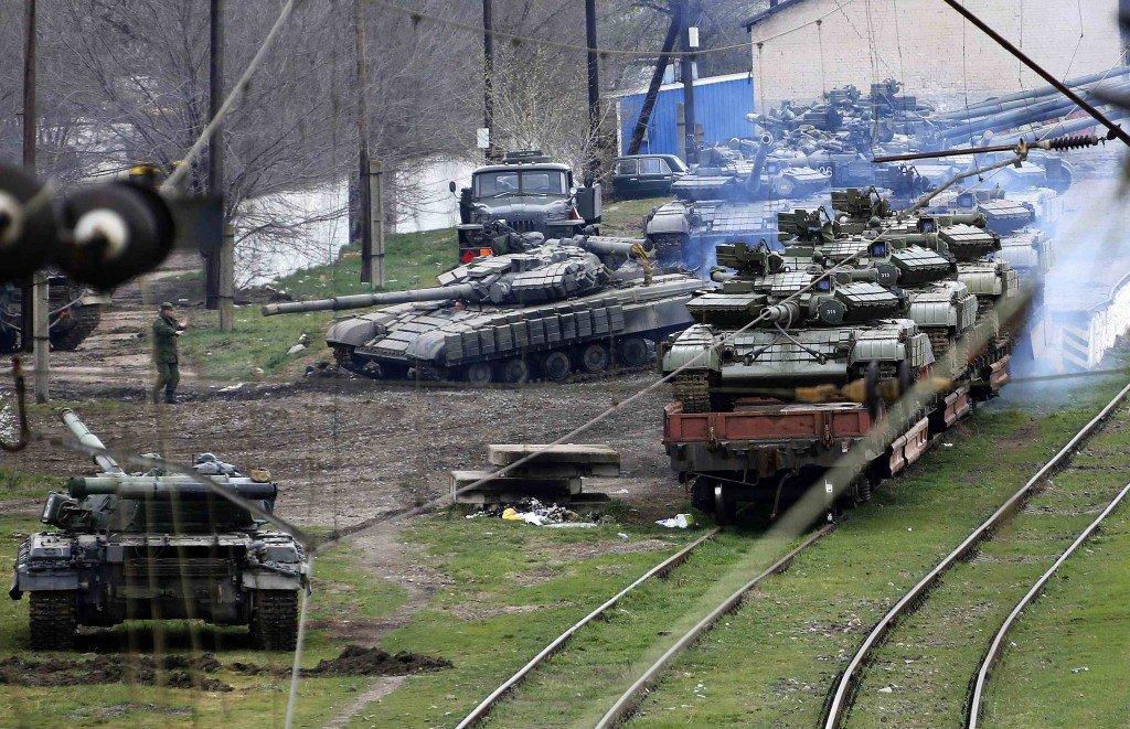 У НАТО попередили про можливе вторгнення Росії в Україну протягом 3-5 днів