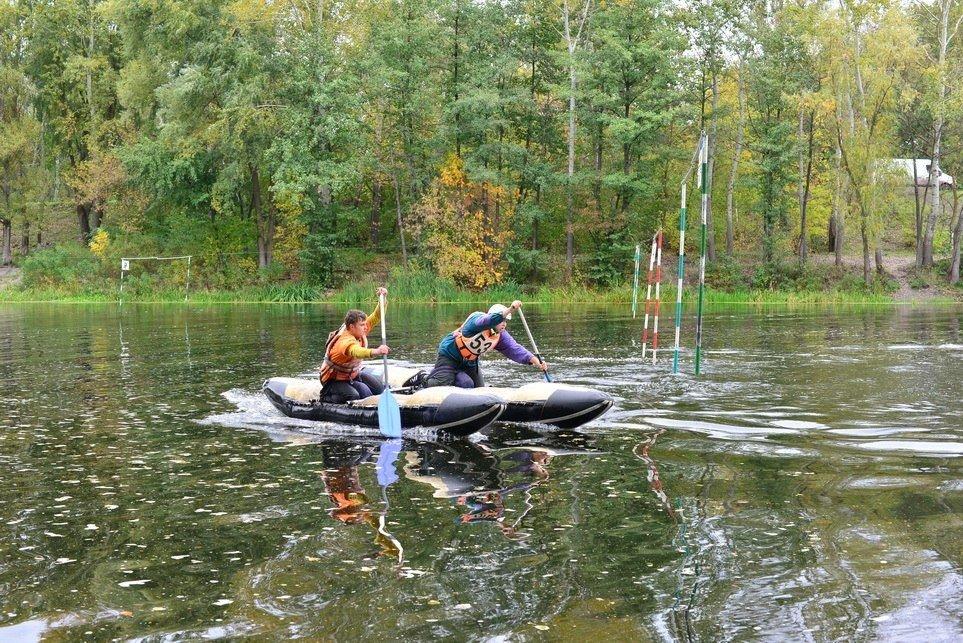 У Полтаві відбудеться чемпіонат області з водного туризму