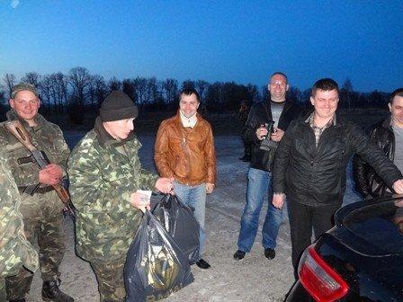 Як Полтавщина підтримує виведених з Криму військових