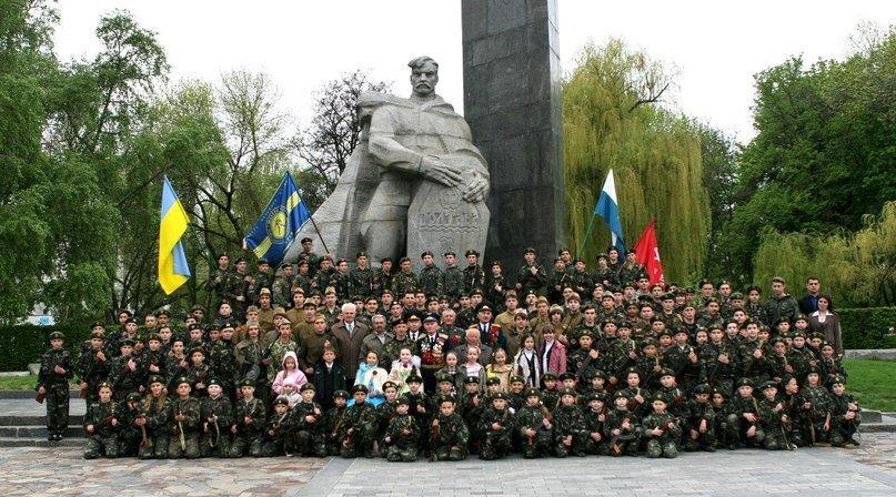 На Полтавщині працюють дитячо-юнацькі військово-патріотичні табори та клуби: список