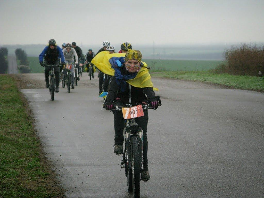 Полтавські велосипедисти приєднались до одеського велоралі