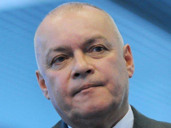 Дмитро Кисельов приїхав до Криму, аби розвивати російські ЗМІ