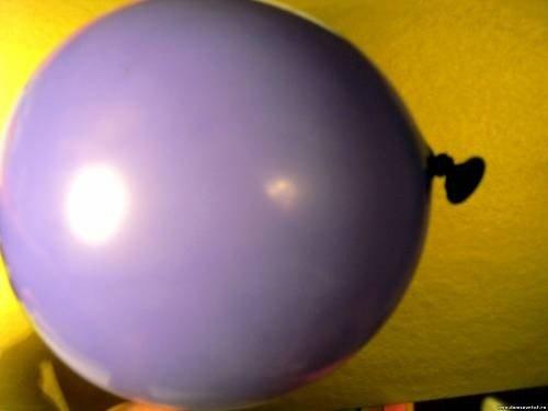 Как сделать большой шар из монтажной пены своими руками 9