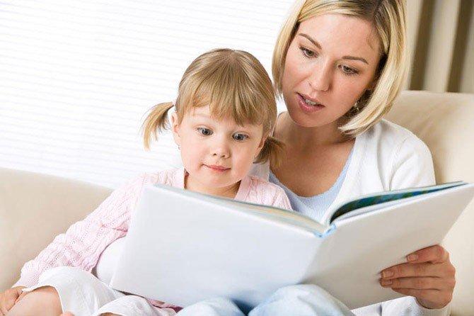 Діти і книги: як привчити дитину читати і навіщо