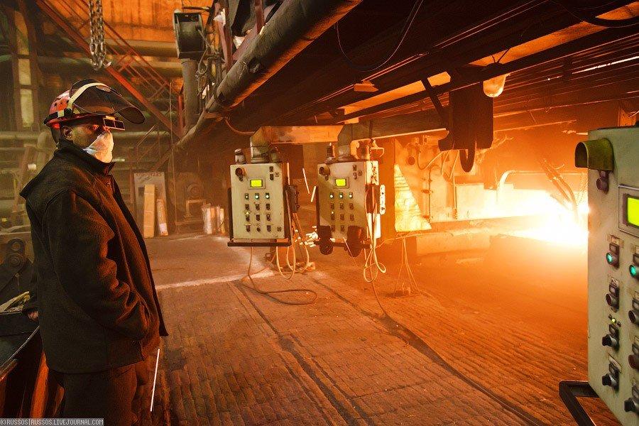 Кременчуцький сталеливарний завод зупинив роботу через проблеми з Росією