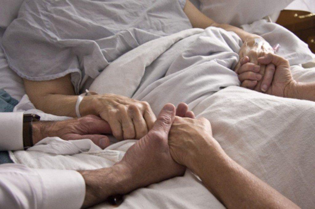 У Полтаві впровадять допомогу невиліковно хворим, які помирають вдома