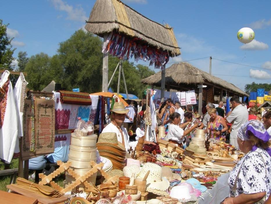 Думки полтавських майстрів про Сорочинський ярмарок розділилися