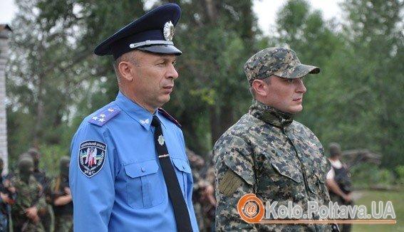 У Полтаві виник скандал навколо одного із батальйонів в зоні АТО
