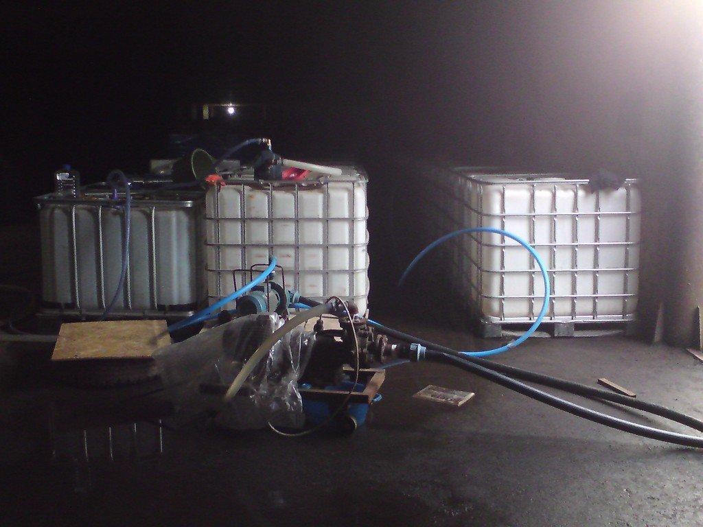 У підприємливого полтавця вилучили 27 тонн незаконного спирту
