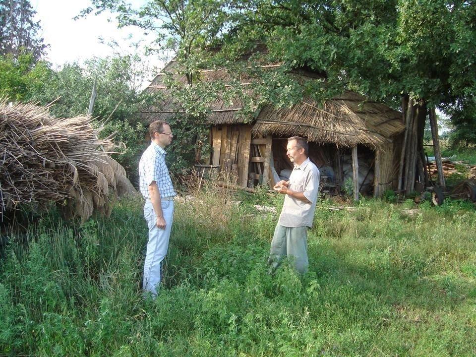 У селі на Полтавщині будують садибу для екотуризму