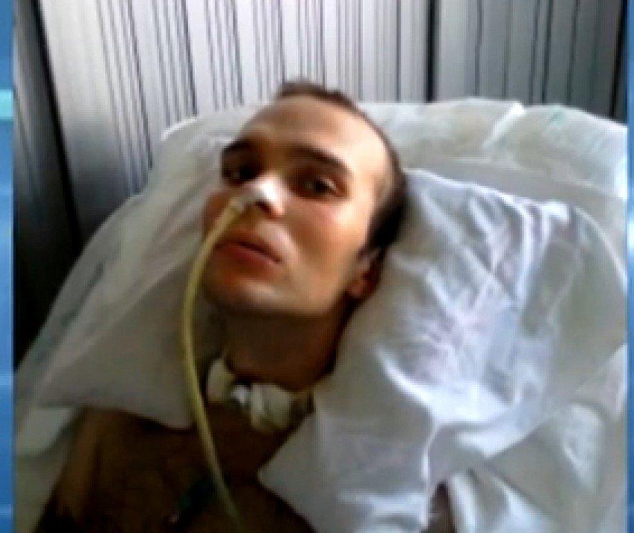 20-річний поранений в АТО кременчужанин потребує допомоги