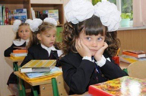 Полтавським школярам рекомендують вчитися 6 днів на тиждень