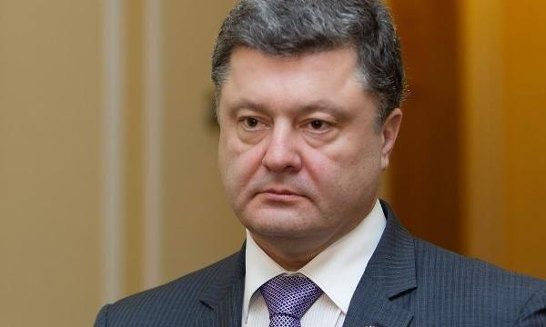 Президент України віддав наказ припинити вогонь на Сході країни