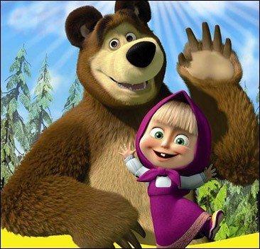 Картинки по запросу раді вам картинка маша и медведь