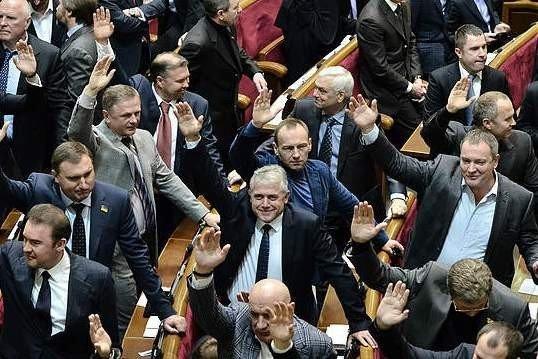 Від Полтавщини балотуються ті, хто голосував за закони 16 січня