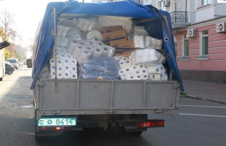 Полтавські підприємці продовжують допомагати бійцям АТО