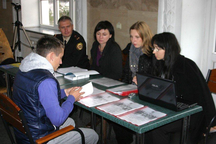 Полтавські рятувальники розповіли, як допомагають переселенцям зі Сходу