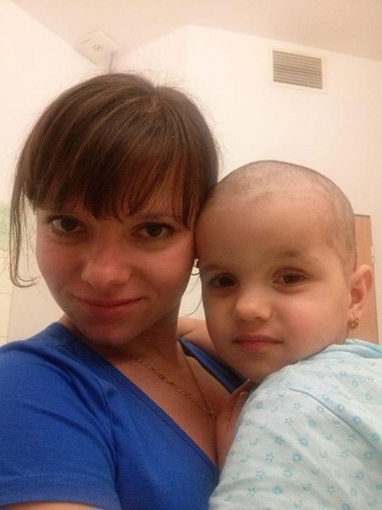 Термінової допомоги з лікуванням потребує полтавка Олександра Тютюнник