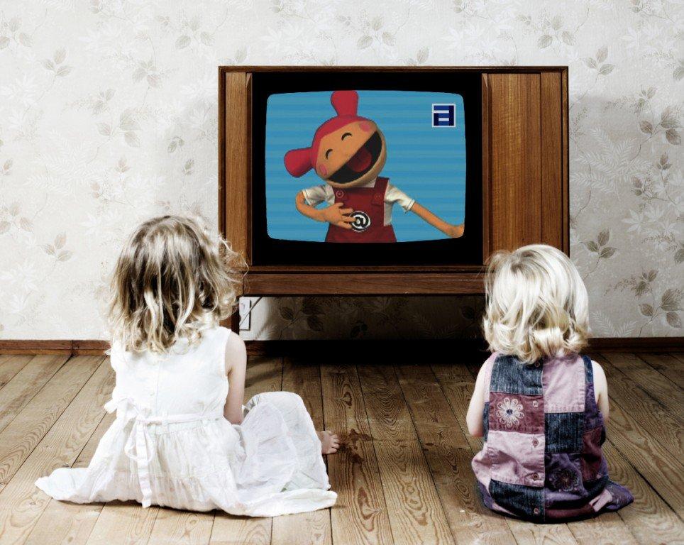 Як впливає телевізор на дітей