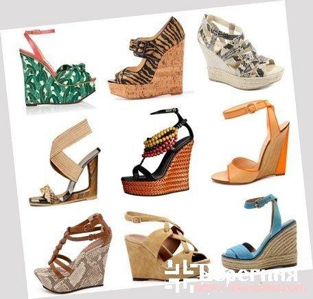 Правильно зберігаємо літнє взуття взимку