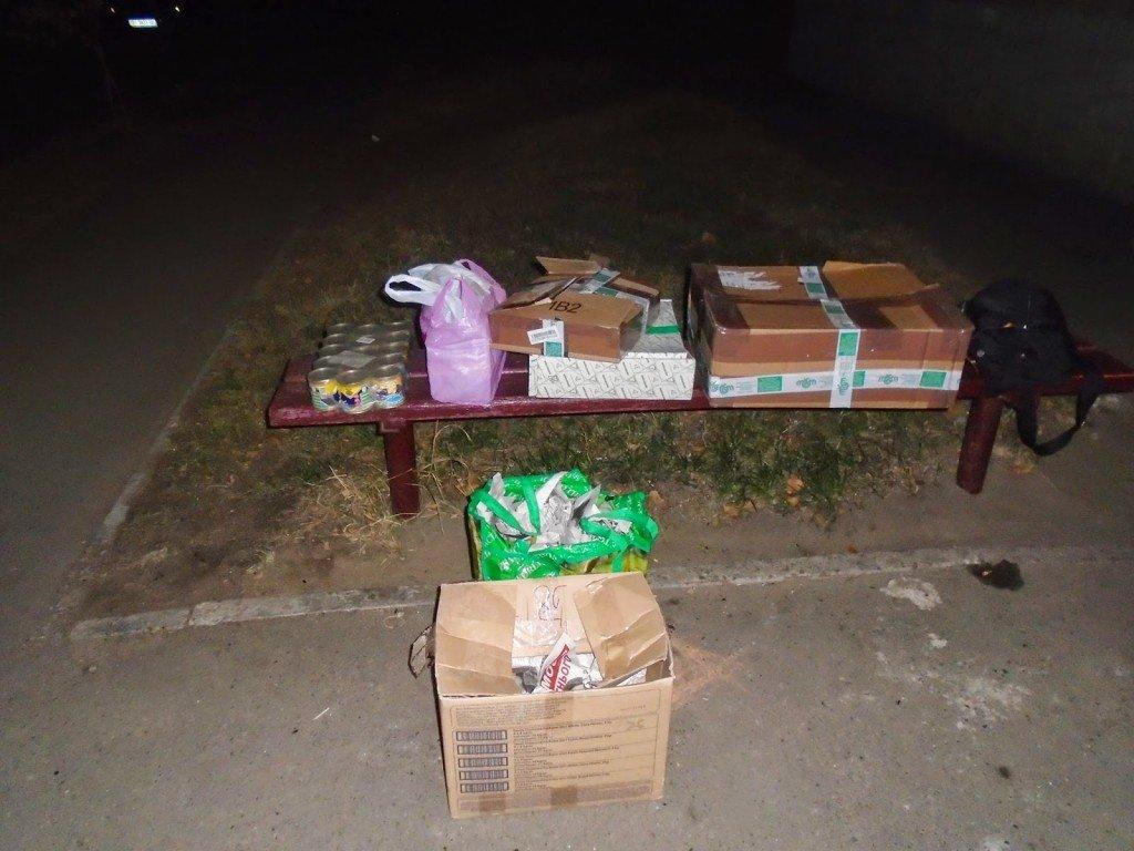 Із Полтави відвезли допомогу для захисників Донецького аеропорту