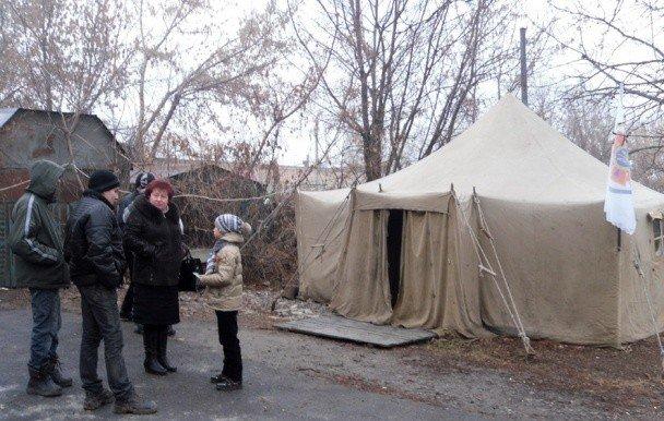 Під Полтавою перекинувся автобус, який їхав з Києва до Луганська. 8 людей потрапили до лікарні
