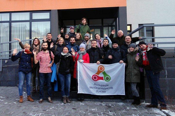 Полтавські велоактивісти навчалися впливати на бюджети