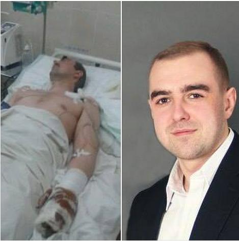 Тяжко поранений в АТО боєць з Полтавщини потребує допомоги