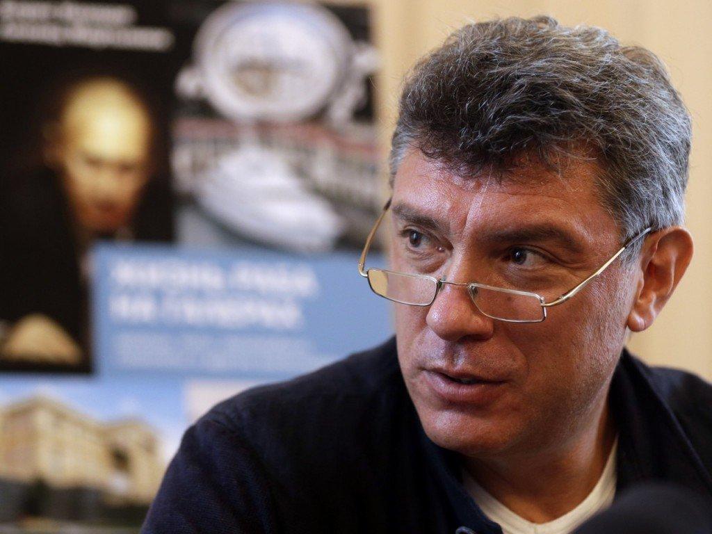 В Москві вбитили російського опозиціонера Бориса Нємцова