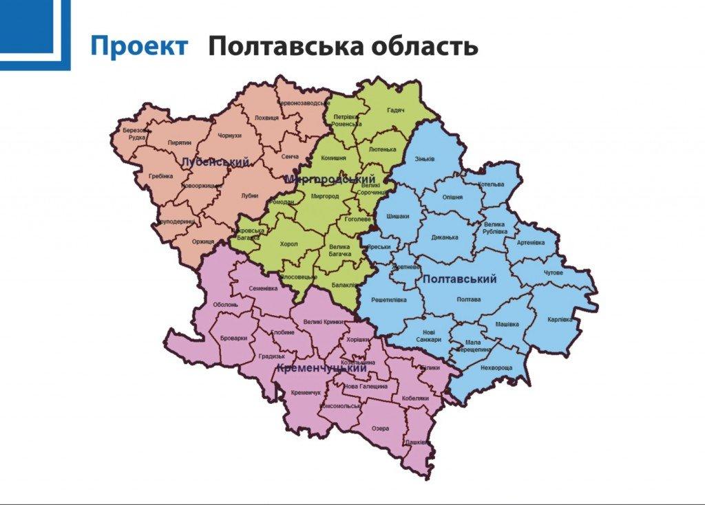 Опитування: Ваше ставлення до адміністративно-територіаьної реформи