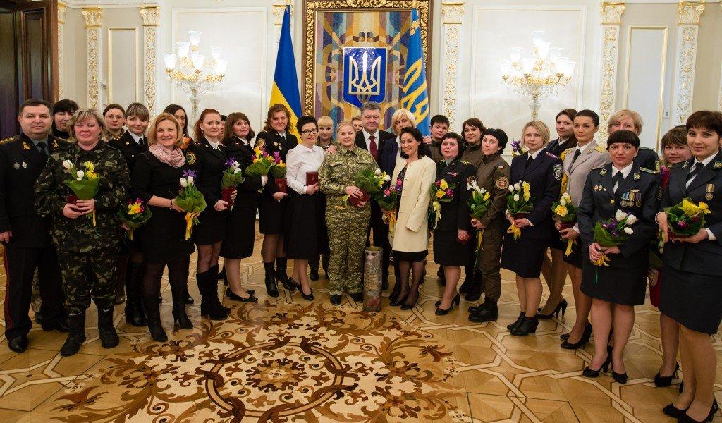 Президент України відзначив державною нагородою психолога ГУ ДСНС у Полтавській області