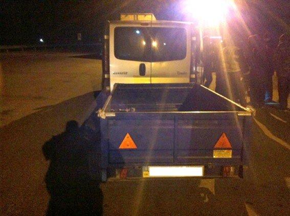 На Полтавщині затримали водія, який перевозив набої