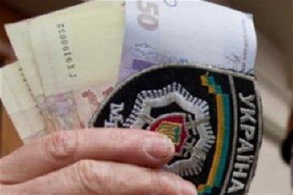 На Полтавщині водій пропонував хабаря працівникам ДАІ