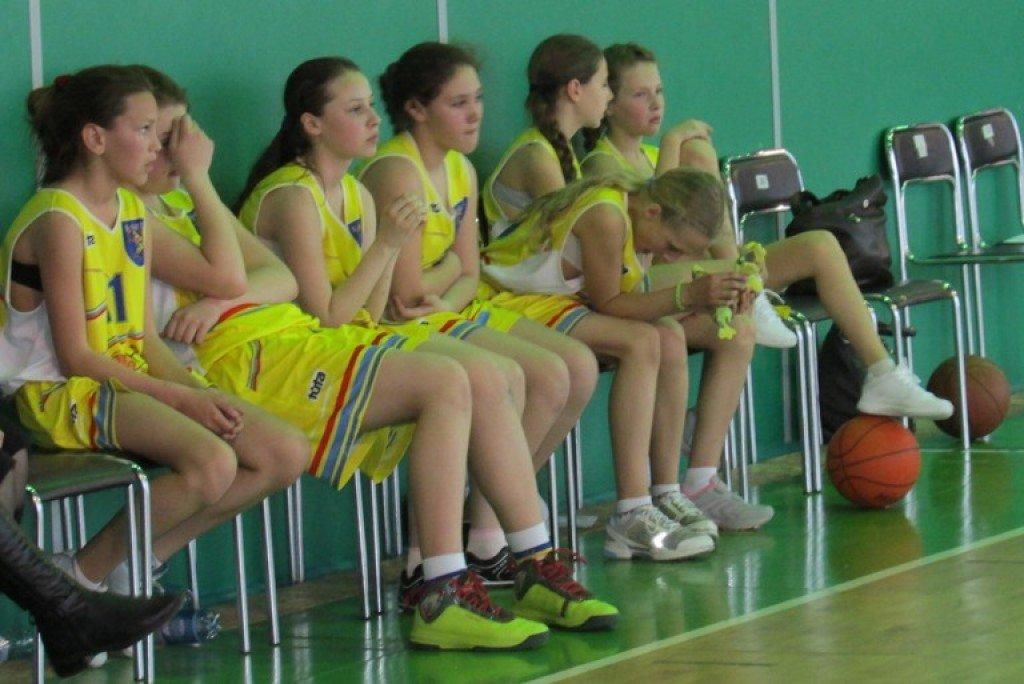 Як полтавські баскетболістки
