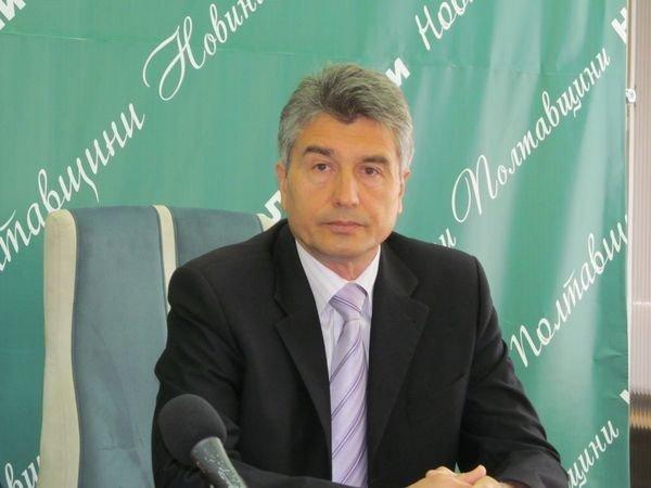Пругла зняли з посади першого заступника очільника Полтавщини