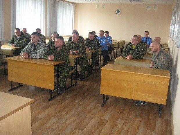 Працівники полтавської ДАІ повернулися додому