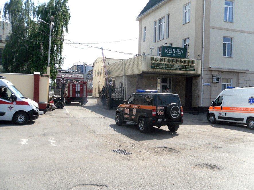 У Полтаві «рятували» завод Веревського