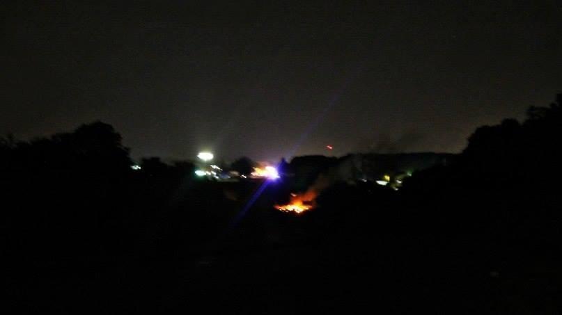 У Полтаві вибухнула вантажівка з боєприпасами