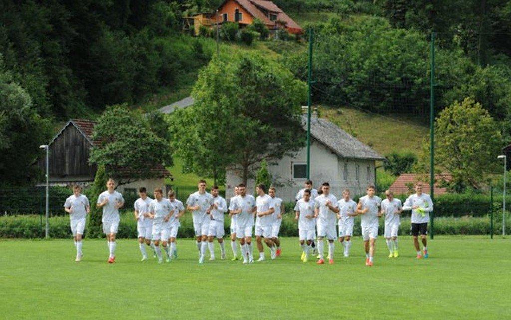 «Ворскла» тренується у Словенії