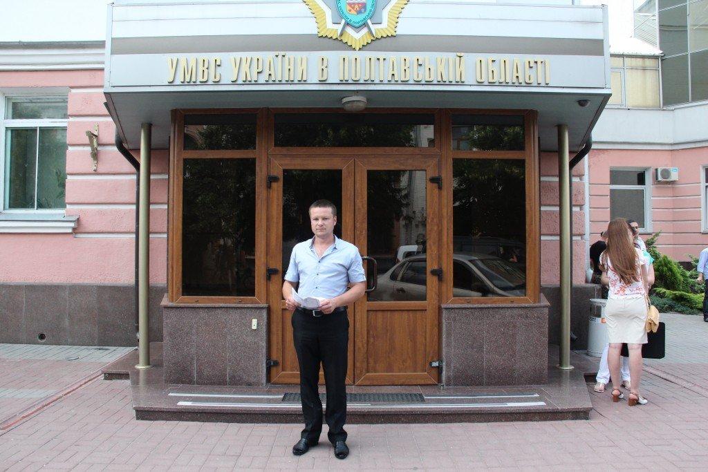 Директор ПП «ЛЮГ» подав у міліцію заяву на Сергія Марчишинця