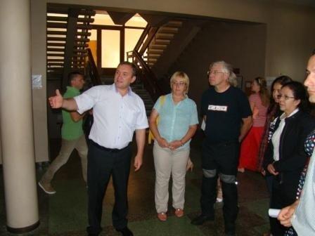 У Пирятині побував представник ООН в Україні
