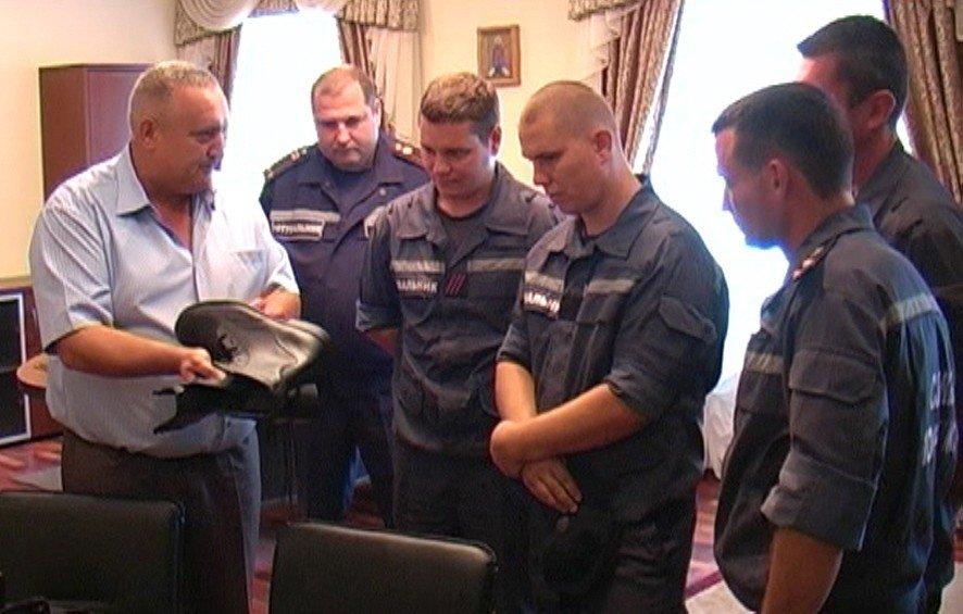 Полтавським рятувальникам пошиють нову форму