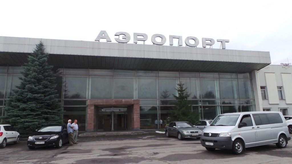 Аеропорт Полтава в очікуванні директора і пасажирів