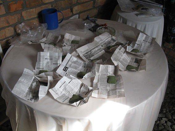 На Полтавщині затримали наркозбувачку