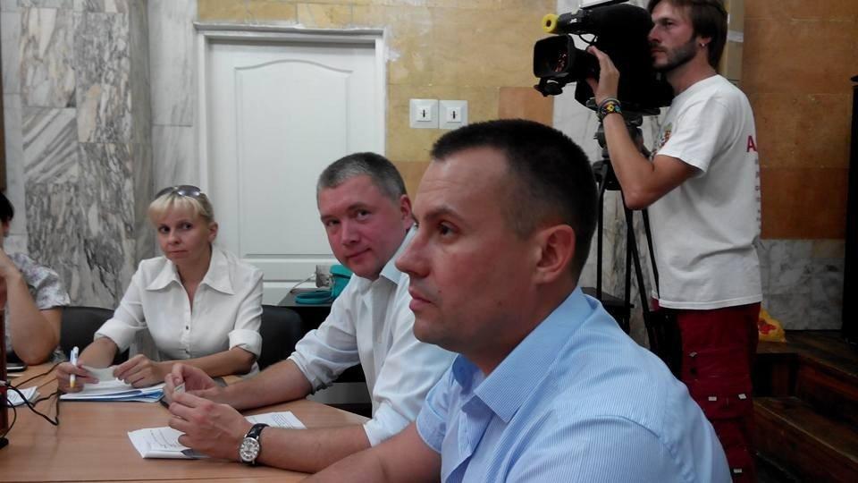 «Батьківщинівці» Полтави обрали Валерія Тесленка головою міського партосередку