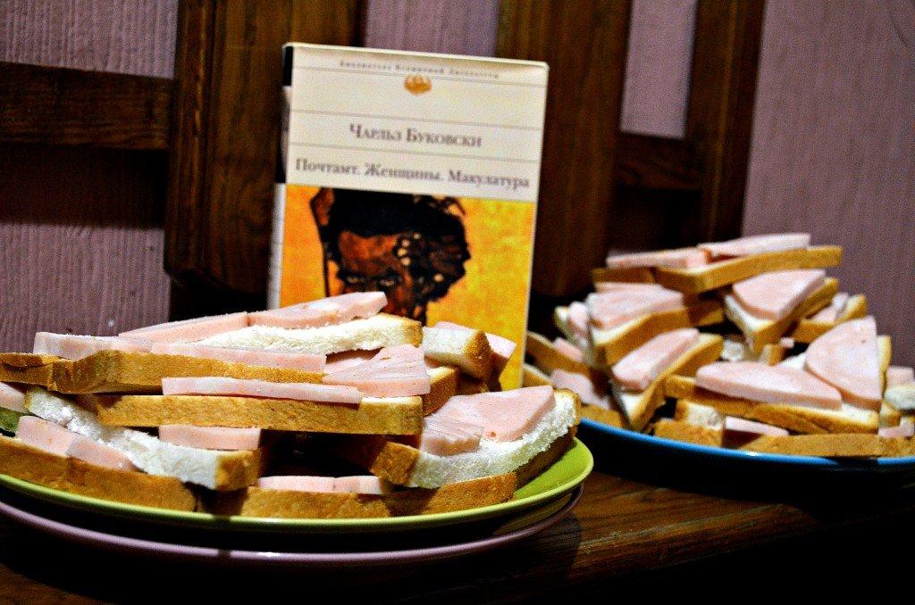 Полтавці спробували на смак американський «хліб з шинкою»
