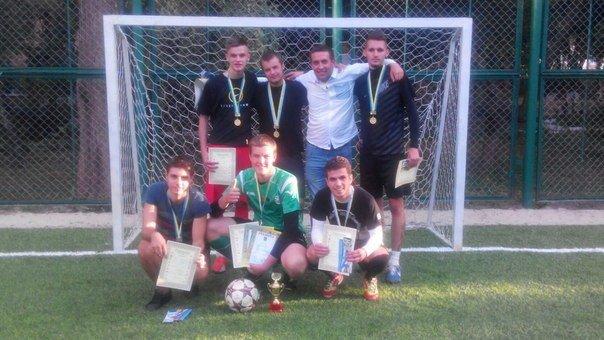 У Полтаві відбувся турнір на Кубок Студреспубліки з міні-футболу