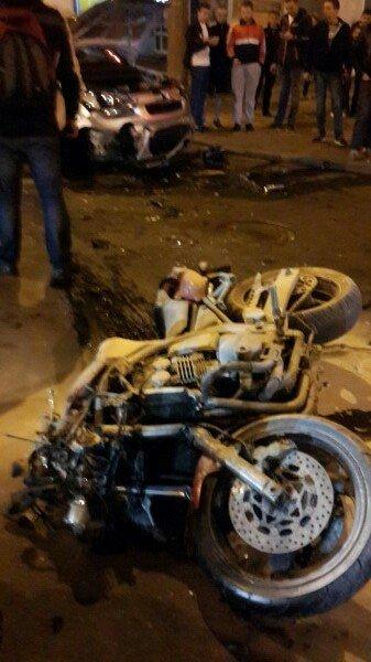 У Полтаві молодий мотоцикліст потрапив у ДТП й терміново потребує допомоги