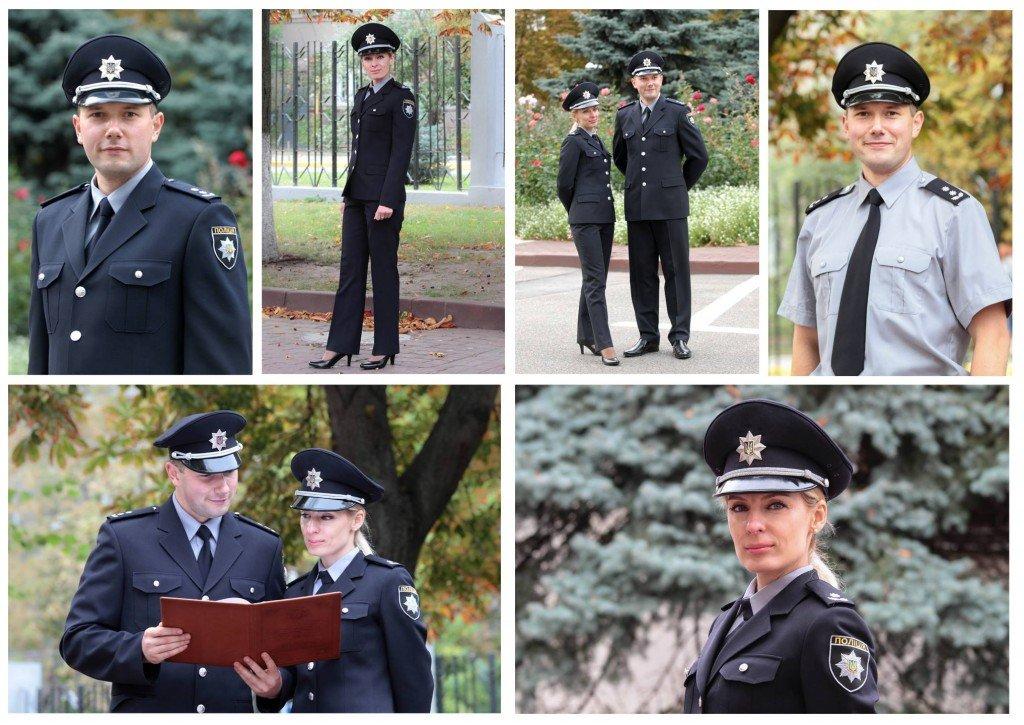 Міністр МВС показав нову форму українських поліцейських